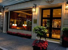 Melia Recoleta Plaza Hotel, hotel in Recoleta, Buenos Aires