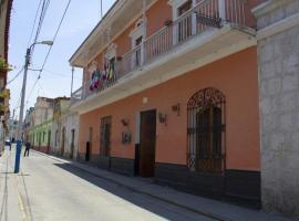 Posada Nueva España, hotel in Arequipa