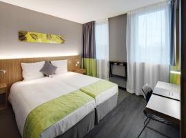 BEST WESTERN Hotel Brussels South, boutique hotel in Ruisbroek