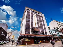 Hotel Inglaterra, hotel en Tampico