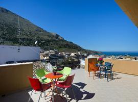 Alle Scale, self-catering accommodation in Castellammare del Golfo