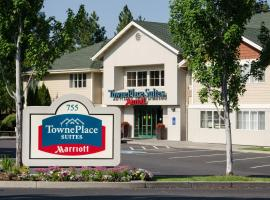 TownePlace Suites Old Mill District, Bend Near Mt Bachelor, hotel a Bend