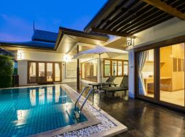 Pimann Buri Pool Villas Ao Nang Krabi, villa in Ao Nang Beach