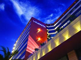 Vivanta Hyderabad, Begumpet, отель в Хайдарабаде
