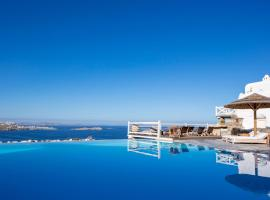 Vencia Boutique Hotel, hotel in Mikonos