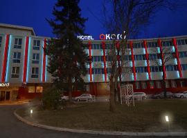 Hotel Akord, hotelli  lähellä lentokenttää Sofian lentokenttä - SOF