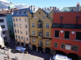 Hotel Happ, Hotel in der Nähe von: Messe Innsbruck, Innsbruck