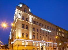 Kosher Hotel King David Prague, hotel near Florenc Central Bus Station, Prague