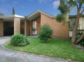 Brīvdienu māja Wattle Holiday Rental Melburnā