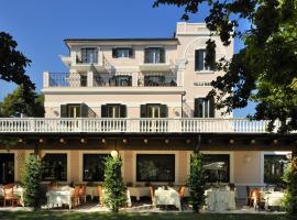 Park Hotel Villa Maria, hotel in San Menaio