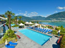 Top Swiss Family Hotel La Campagnola, Hotel in der Nähe von: Botanischer Garten Otto Eisenhut, San Nazzaro