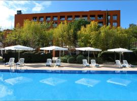 Abba Garden, hotel with jacuzzis in Barcelona