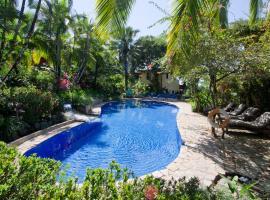 Hotel Villas Nicolas - Adults Only, hotel en Manuel Antonio