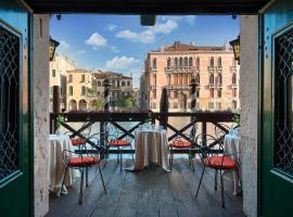 Residenza d'Epoca San Cassiano, отель в Венеции