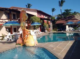 Taperapuan Praia Hotel, hotel in Porto Seguro