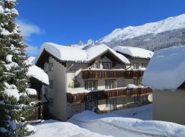 Chalet Aeschhorn, Ferienwohnung in Zermatt