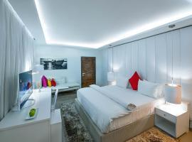 Maison Fahrenheit, hotel in Lagos