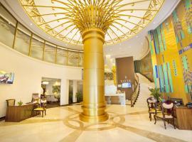 Raviz Center Point Hotel, hotel near Gold Souk, Dubai