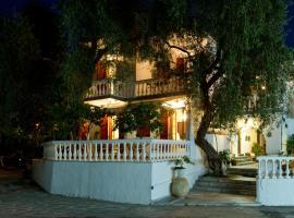 Pansion Nikos Vergos, hotel in Parga