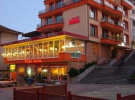 Hotel Elena, hotel in Veliko Tŭrnovo