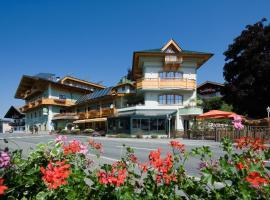 VAYA Fieberbrunn fine living resort, hotel in Fieberbrunn
