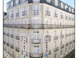 Hôtel Aneto, hotel in Lourdes