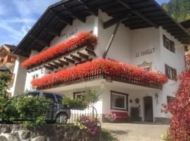 Garni Le Chalet, hotel a Santa Cristina in Val Gardena
