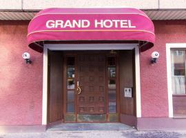 Kauppahotelli Grand, отель в Лахти