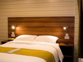 Helix Hotel, hotel near Stirling Castle, Grangemouth