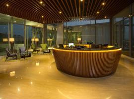 吉隆坡服務式套房簽名酒店,吉隆坡國家皇宮附近的飯店