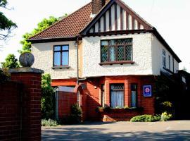 Lattice Lodge, hotel near The Ipswich Hospital, Ipswich