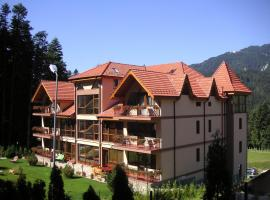 Hotel Cumpatu, hotel din Sinaia