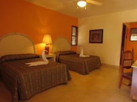 Chicanna Ecovillage Resort, hôtel à Chicanna
