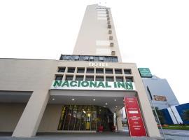 Nacional Inn Curitiba Torres, hotel in Curitiba