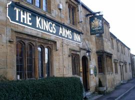 The Kings Arms Inn, hotel in Yeovil