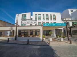 Acinipo, hotel en Ronda