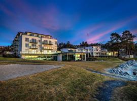 Strand Hotel Fevik - by Classic Norway Hotels, hotell i Fevik