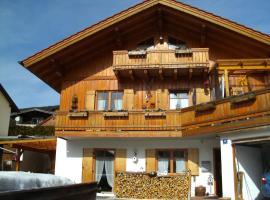 Ferienwohnung Barbara, hotel near Labergbergbahn, Oberammergau