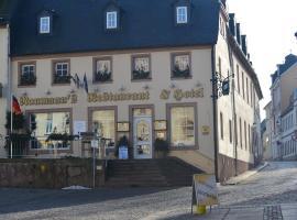 Naumann`s Hotel & Restaurant, Hotel in der Nähe von: Messe Chemnitz, Burgstaedt