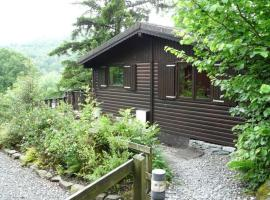 Boltons Tarn Luxury Log Cabins, pet-friendly hotel in Ambleside