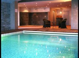 Hôtel Antares & Spa, hotel near Pont de Normandie, Honfleur