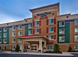 TownePlace Suites by Marriott Fort Walton Beach-Eglin AFB, hotel in Fort Walton Beach
