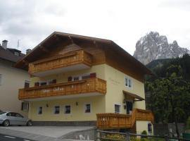 Garni Ossi, vacation rental in Santa Cristina Gherdëina