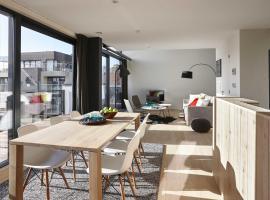 Kustappartementen, appartement à Blankenberge