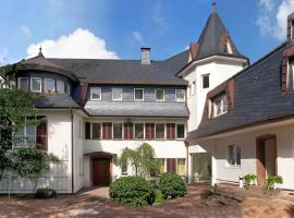 Hotel Villa Falkenberg, отель в Дюссельдорфе
