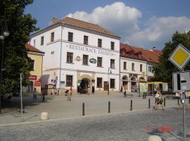 Hotel Zálozna Boskovice, hotel v destinaci Boskovice
