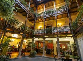 La Casona de la Ronda Hotel Boutique & Luxury Apartments, hotel in Quito