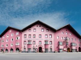 Hotel Krone, accommodation in Matrei am Brenner