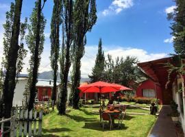 Hotel de Turistas La Villa Sicuani, отель в городе Сикуани