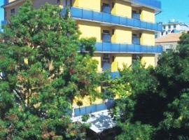 Hotel Capitol, hotel in Pesaro